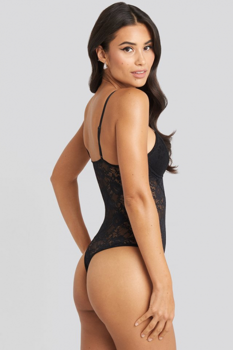 Fitted Lace Body 1