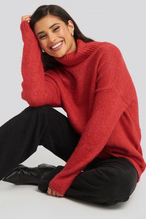 Folded Oversized Knitted [0]