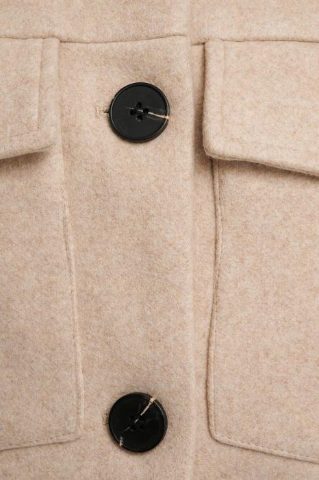 Jacheta Front Pocket Oversized 4