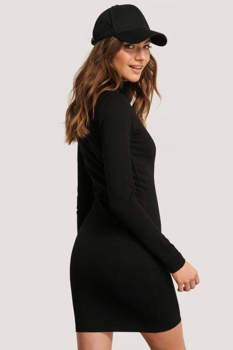 Rochie Front Zipper LS 1