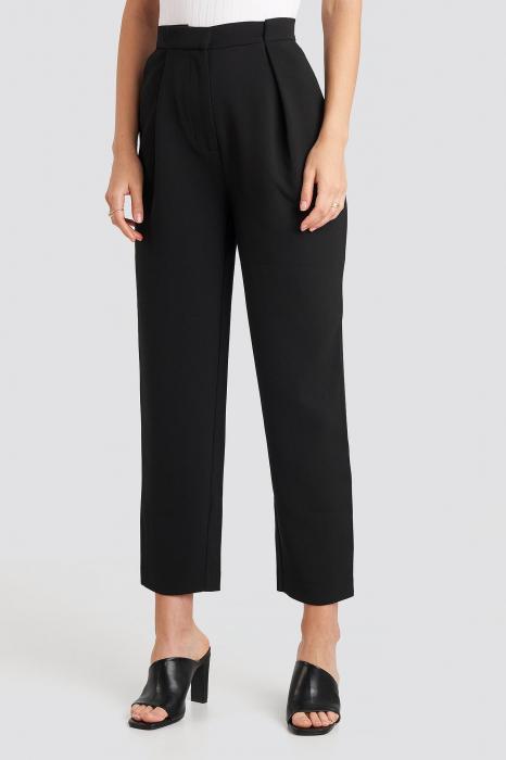 Pantaloni Gathered Waist Suit 3