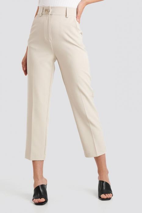Pantaloni Gold Button Suit [1]