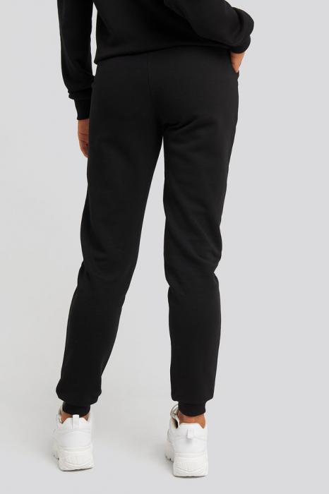 Pantaloni High Waist Slim Leg Jogger 2