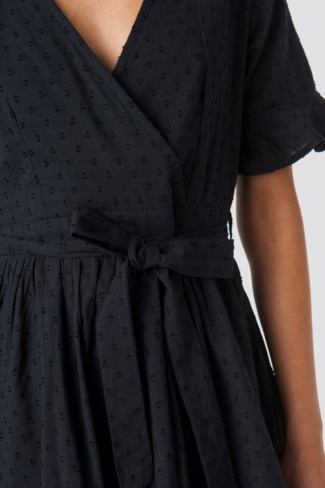 Rochie Lace Insert Cotton 3