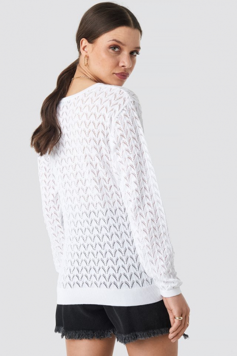 Pulover Lace Stitch 1