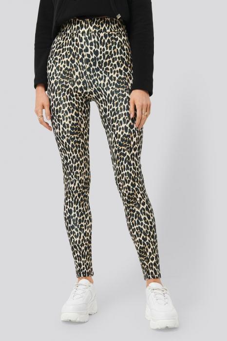Pantaloni Leopard Print [2]