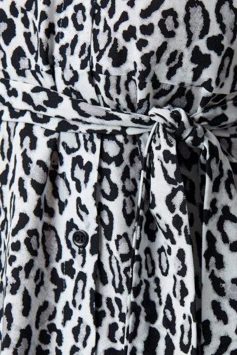 Rochie Leopard Printed 2
