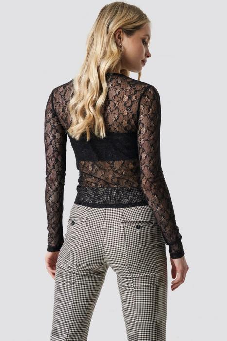Bluza Long Sleeve Lace 3