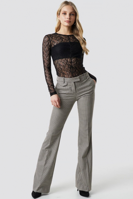 Bluza Long Sleeve Lace 2