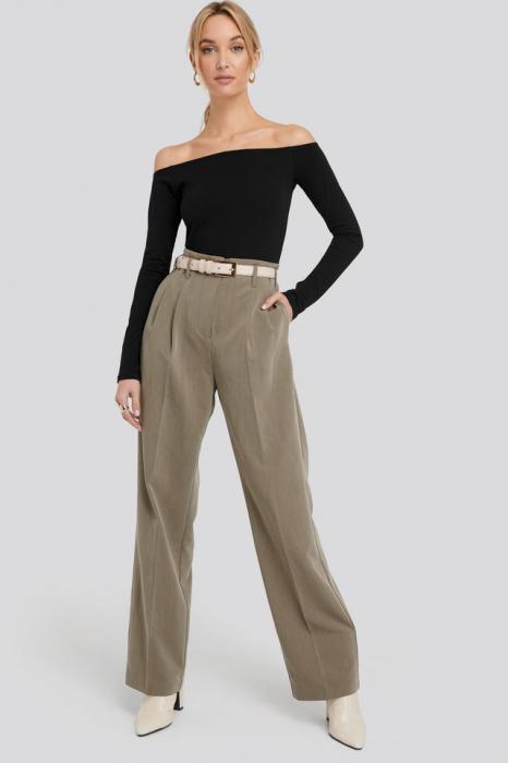 Bluza Long Sleeve Off Shoulder 1