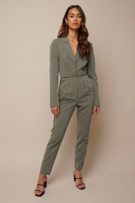 Salopeta Long Sleeve Suit [0]