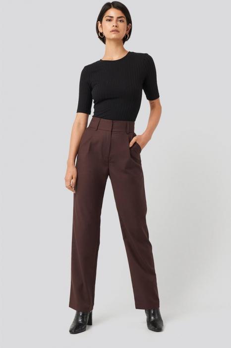 Pantaloni Loose Fit Suit [0]