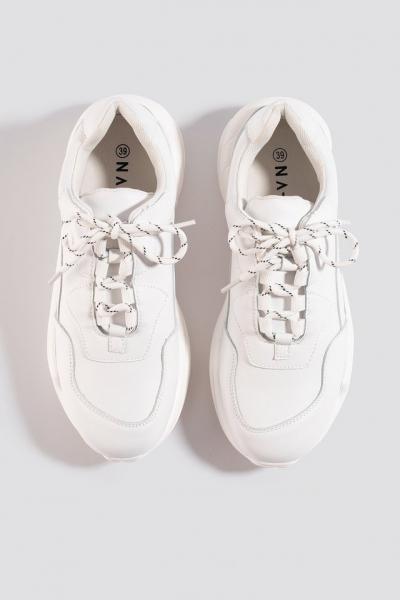 Pantofi sport Low Stripped Lace [3]