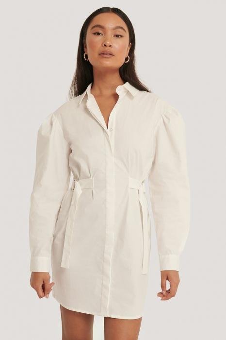 Rochie Marked Waist Oversized Shirt [1]