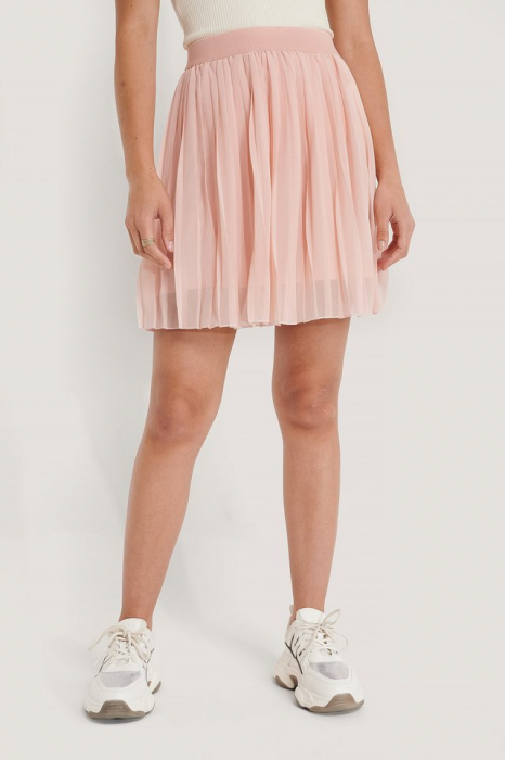 Fusta Mini Pleated Skirt 2