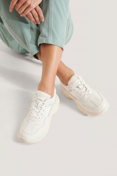 Pantofi sport Mixed Upper Trainers [4]