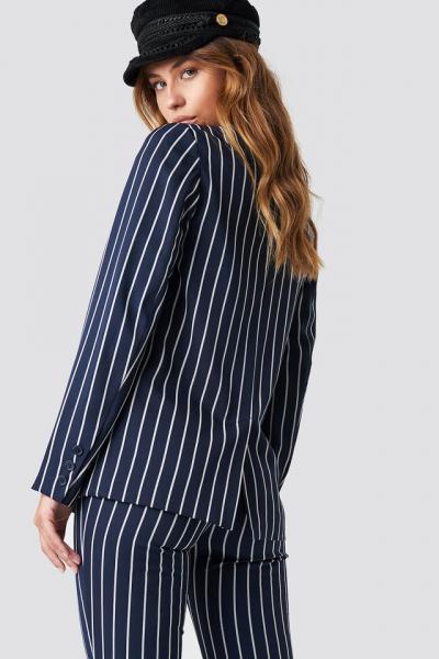 Sacou Navy Striped [1]