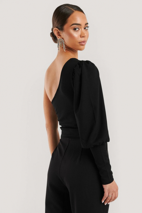 Top One Puff Sleeve Crop 1