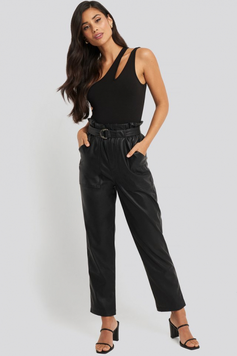 One Shoulder Cut Out Body 2