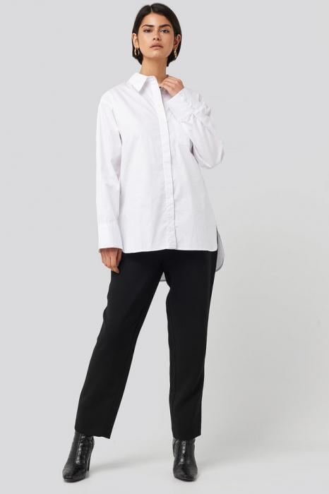 Camasa Oversized Cotton Pocket [2]