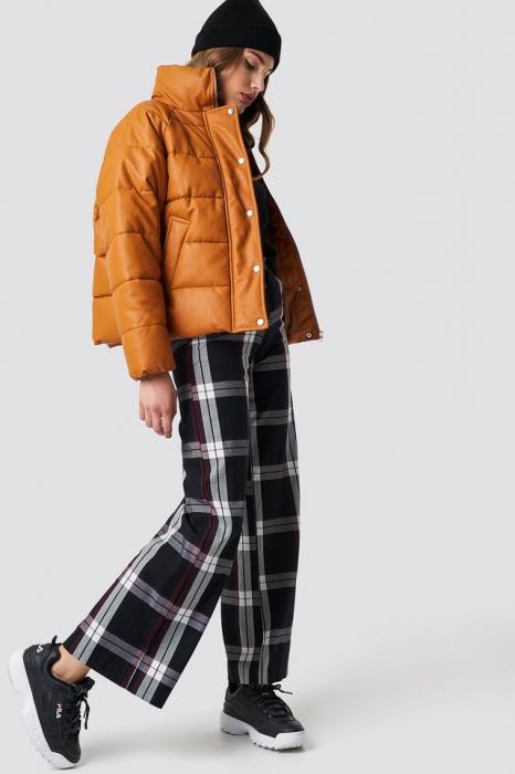 Geaca Padded PU Leather [2]