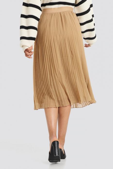 Fusta Pleated Midi Skirt 2