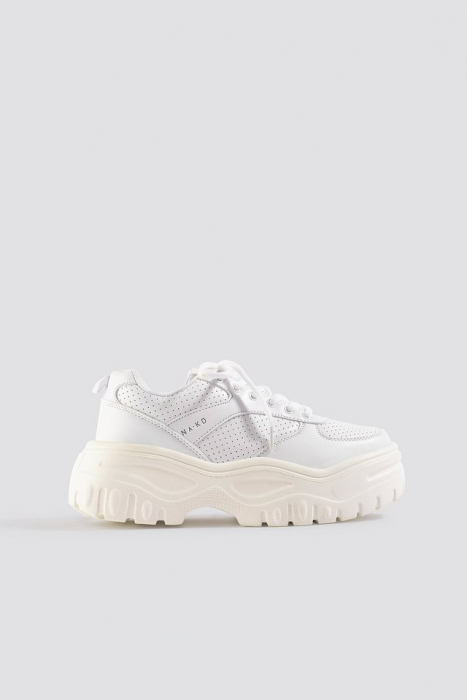 Profile Sole Sneakers 0