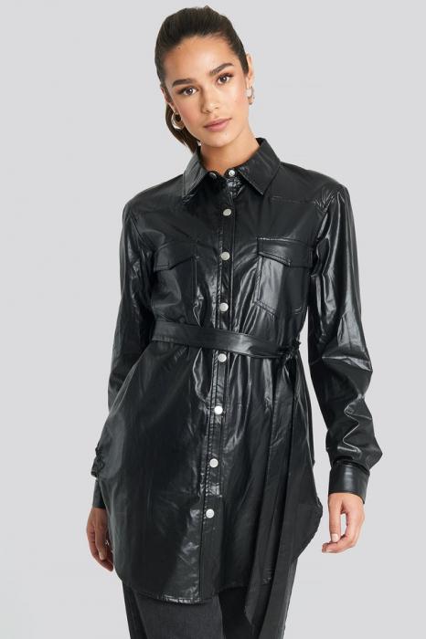 Camasa Pu Shirt Jacket 0