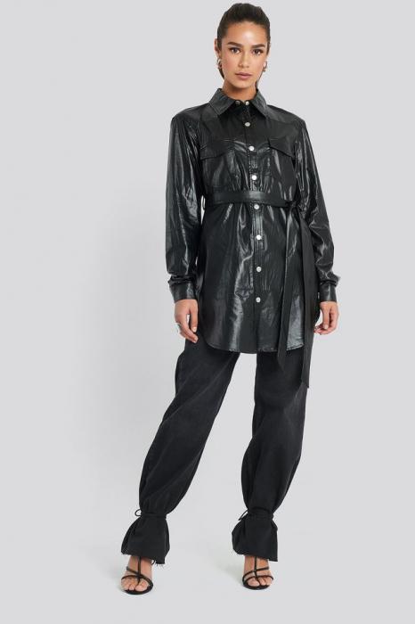 Camasa Pu Shirt Jacket 3