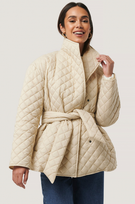Geaca  Oversized Quilted Short [0]
