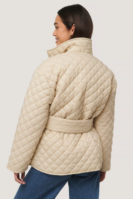 Geaca  Oversized Quilted Short [1]