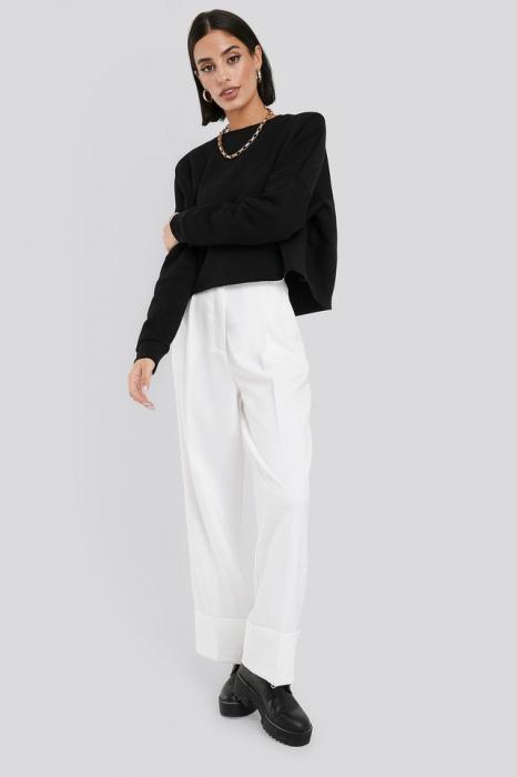 Bluza Raw Edge Sweater [2]