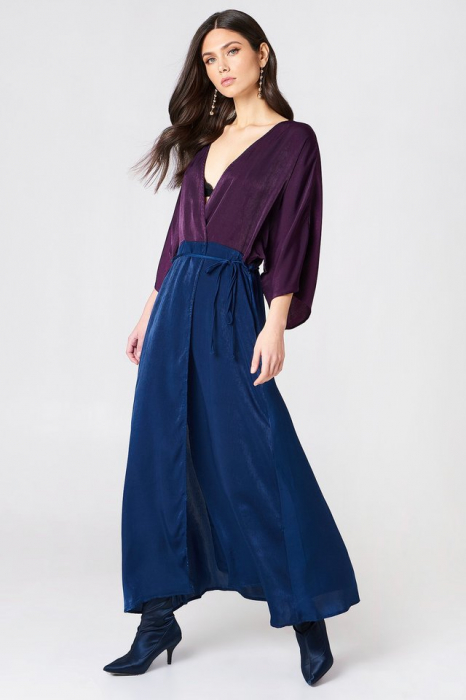 Rochie Satin Coat [0]