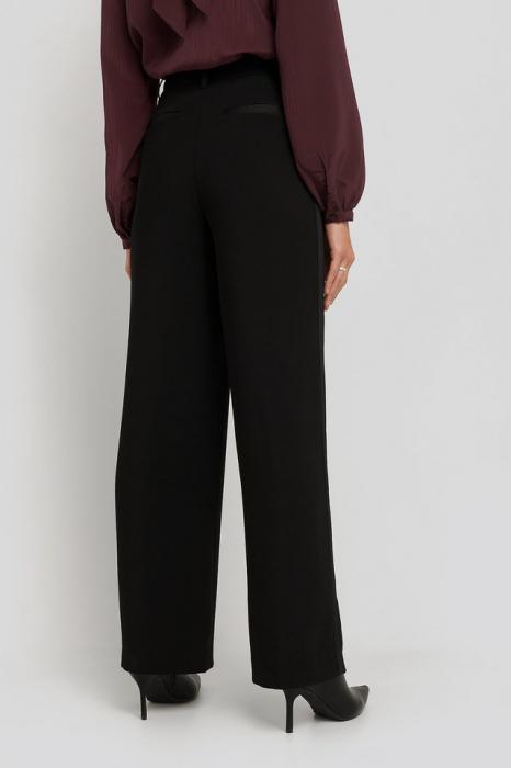 Pantaloni Satin Detail [1]