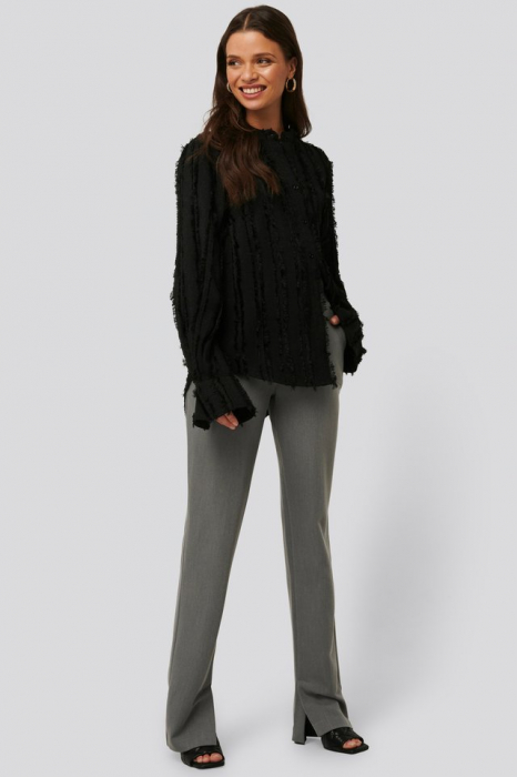 Pantaloni Side Slit Suit [0]