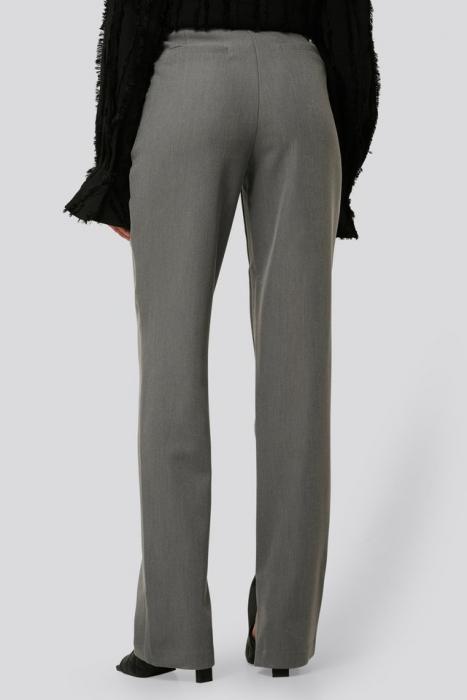 Pantaloni Side Slit Suit [2]