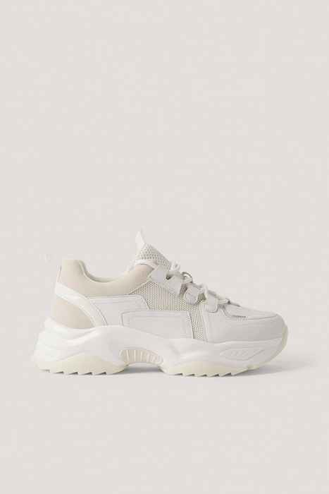 Sneakers Spiky Profile Chunky Trainers [0]