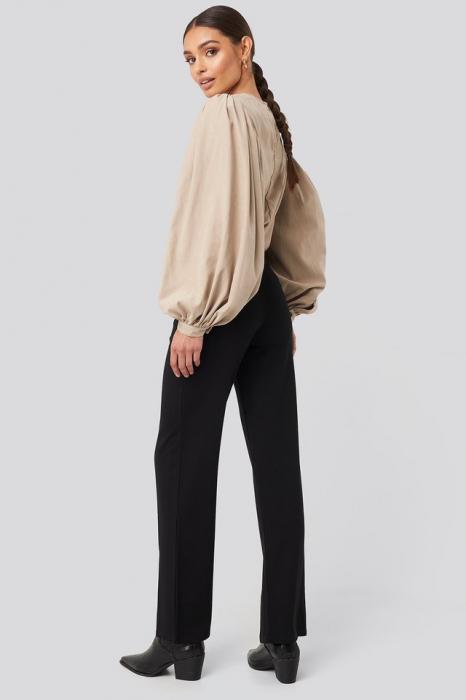 Pantaloni Split Front Seam [3]