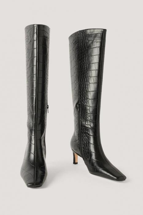 Cizme Squared Long Toe Shaft Boots [1]
