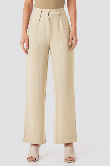 Pantaloni Striped Wide [1]