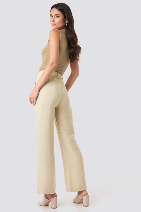 Pantaloni Striped Wide [3]