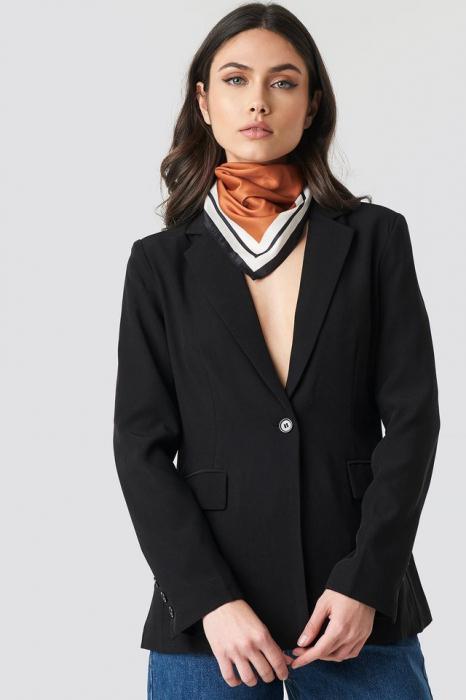 Sacou Tailored Blazer 0