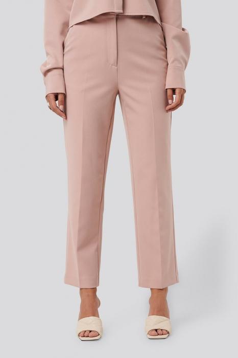 Pantaloni Tailored Cropped Suit 2