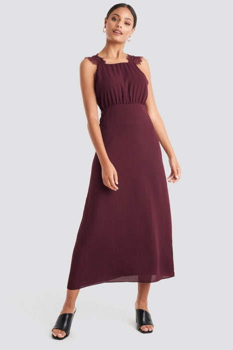 Rochie Thin Strap Lace Back [1]