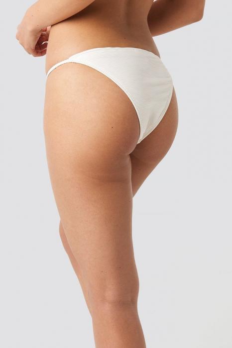 Slip De Baie Thin Strap Ribbed Panty 1