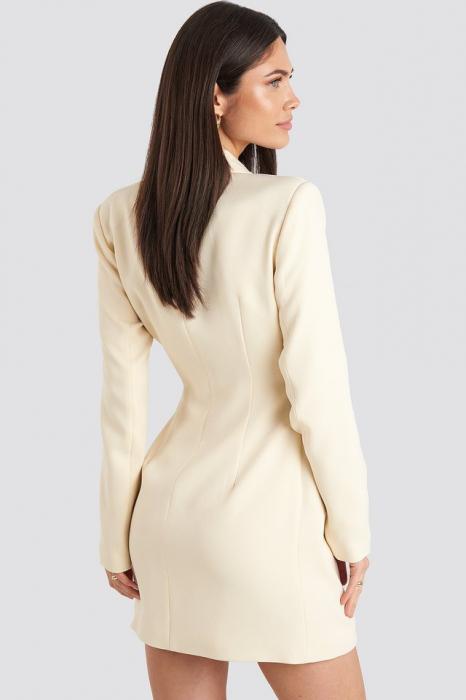 Rochie Sacou Tie Waist Blazer [1]