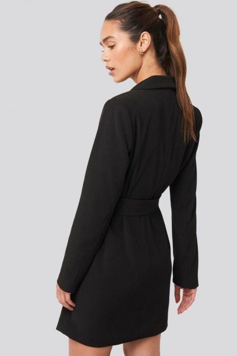 Rochie Tie Waist Short Blazer [1]