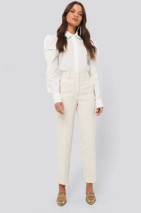 Pantaloni Tweed Suit Pants [0]
