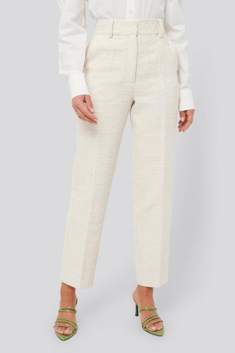 Pantaloni Tweed Suit Pants [1]
