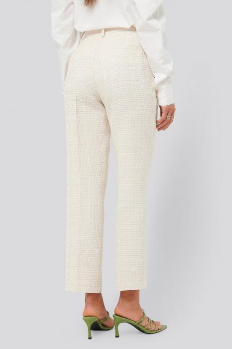 Pantaloni Tweed Suit Pants [2]